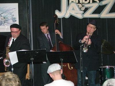 Mike Smith, Jeff Pedraz, Brian Lynch