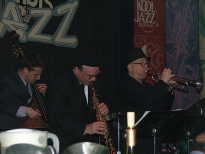 Jeff Pedraz, Mike Smith,  Brian Lynch