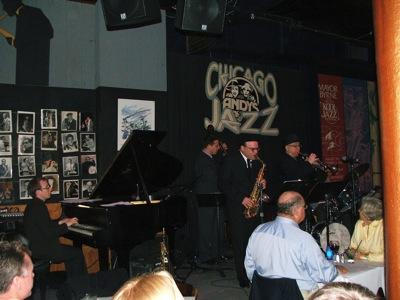 Jordan Baskin, Jeff Pedraz, Mike Smith, Brian Lynch