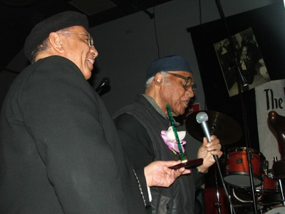 Clarence Williamson & Fred Anderson