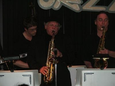 Aaron Minter, Richie Cole, Dave Zielinski
