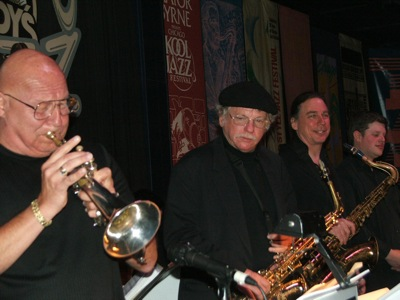 Guy Fracano, Richie Cole, Dave Zielinski, Bryant Scott