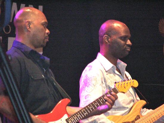 Billy Odum & Raymond McKinley