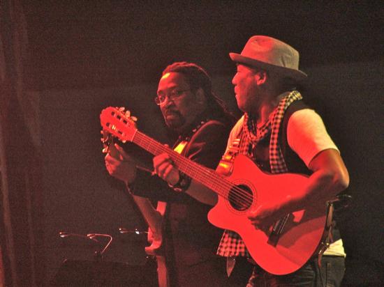 Nate Phillips & Jonathan Butler