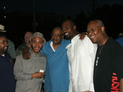 Kevin nabors, Donald Byrd, Junius Paul & Ari Brown