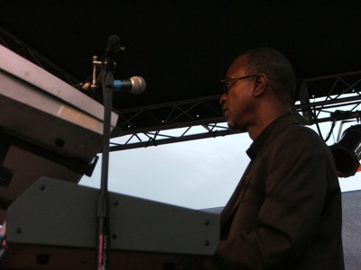 Jean Carne's Keyboardist