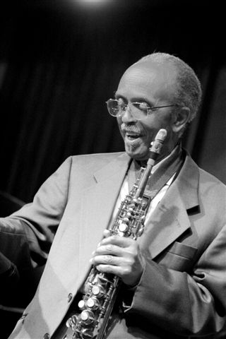 Jimmy Heath, copyright 2008 Mark Sheldon