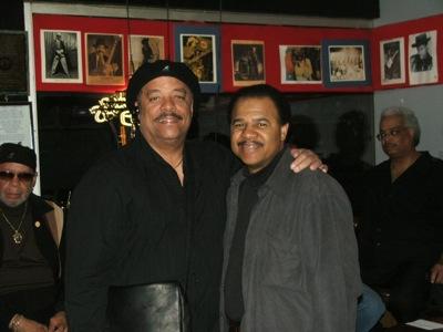 Frank Russell & Henry Johnson