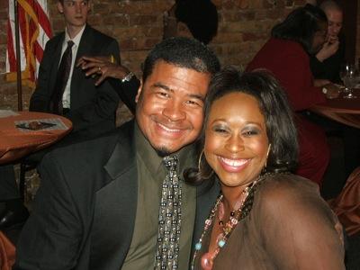 Ernie Adams & Terisa Griffin