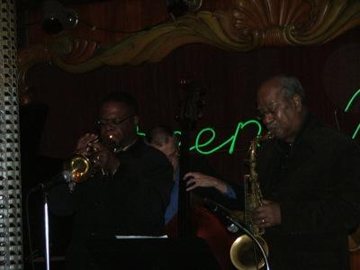 Orbert Davis, Stewart Miller & Ari Brown