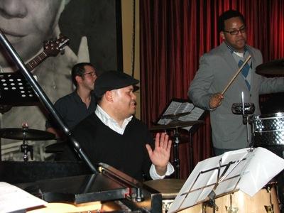 Victor Gonzalez, Juan Pastor, Juan Picorelli