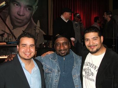 Darwin Noguera, James Walker, Jr.  & Victor Garcia