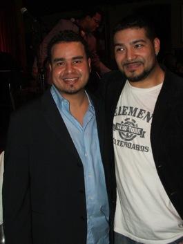Darwin Noguera  & Victor Garcia