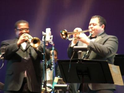 Pharez Whitted & Tito Carillo