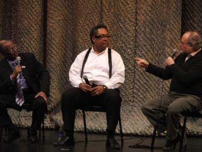 Curtis Fuller, Jon Faddis & Neil Tesser