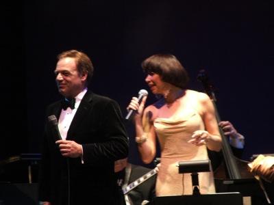 Ron Hawking & Bobbi Wilsyn