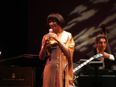 Bobbi Wilsyn & Dana hall