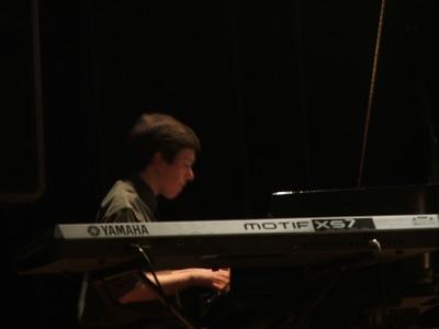 ETHS pianist
