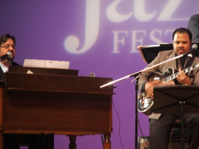Joey DeFrancesco & Henry Johnson