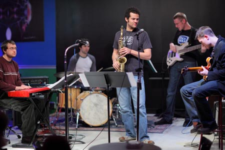 Scott Hesse Quintet