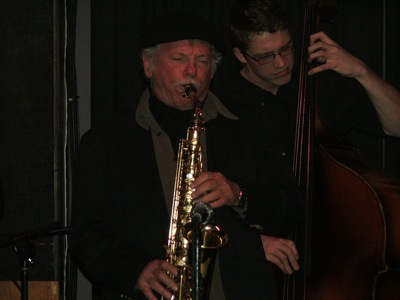 Richie Cole & Aaron Mitter
