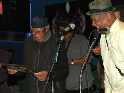 Fred Anderson, Kidd Jordan & Ernest Dawkins