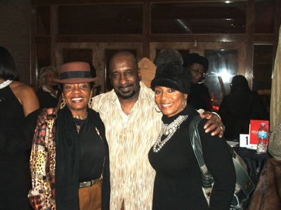 Diane Pritchett-Willis, James & Shirlin Tripplet