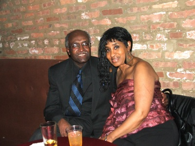 Robert Armstrong & Loretta Lee