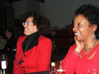Susan Ellis & Diane Pritchett-Willis