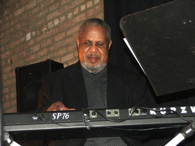 Willie Pickens Live At Room 43 Jazz Concert Review And