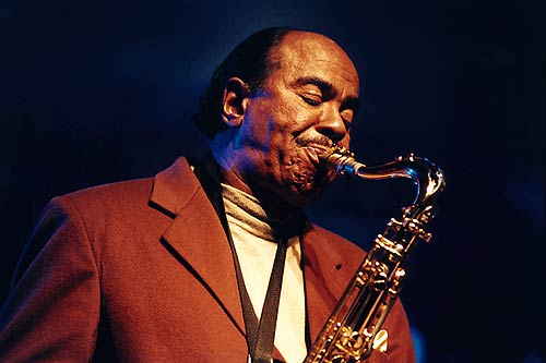 Benny Golson by Mark Sheldon