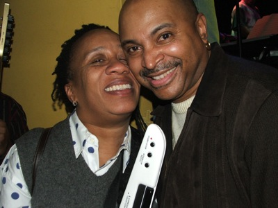 Bethany Pickens & Curtis Robinson