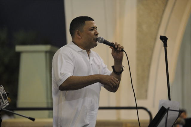 Papo Santiago, copyright Foster Garvin