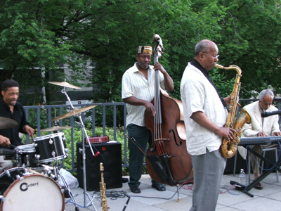 Ari Brown Quartet