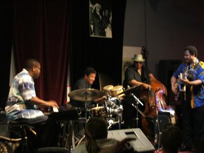 Ernie & band