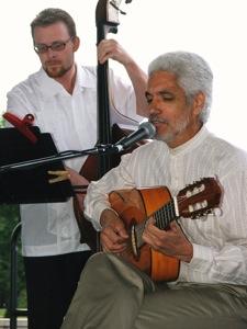 Paulinho Garcia & Bret Bentley