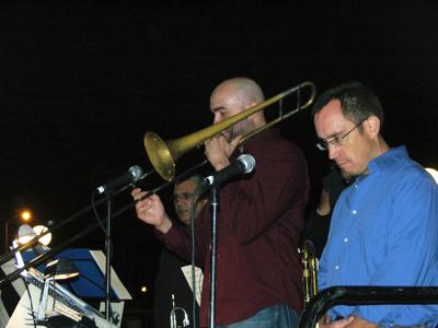 Freddie Rodriguez, Raphael Crawford & Craig Sunken