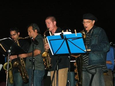 Rocky Vera, Carlos Vega, Rich Moore & Steve Eisen