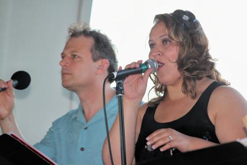 Nigel Mack & Nythia Rivera