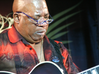 B.B. King's guitarist