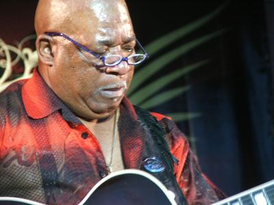 B.B. King's guitarist