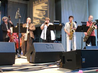 Duke Robillard's band