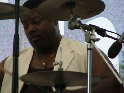 Chick Rogers' drummer