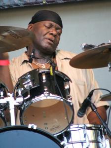 Charlie Love's drummer