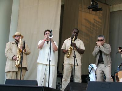 Charlie Love's Band