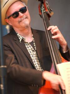 Duke Robillard's bassist