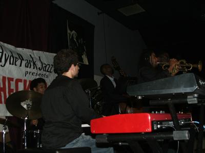 Corey Wilkes group