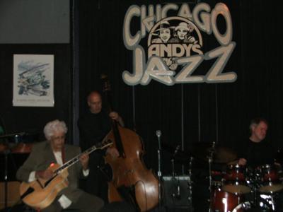 Larry Coryell, Larry Gray, Paul Wertico