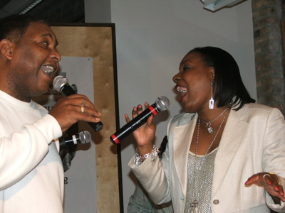 Perry Jordan & Joan Collasso