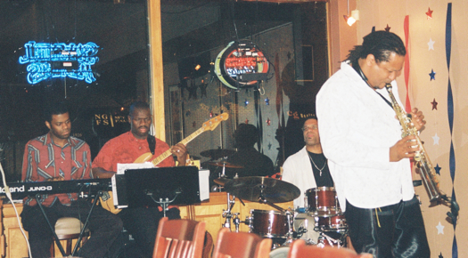 Will Kurk, Ted Brewer, Tony Dale, Skinny Williams